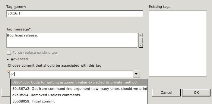 EGit 0 8 0 would have UI for tagging | Dariusz Łuksza