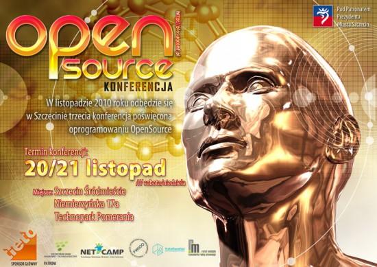 Konferencja OpenSource Szczecin