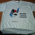 Java7 T-Shirt front